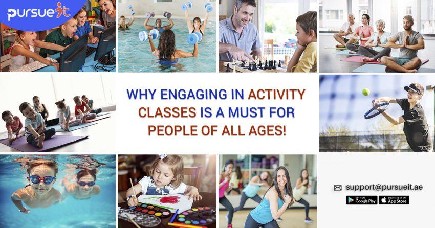 activity classes in duabi