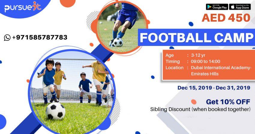 football camps in dubai