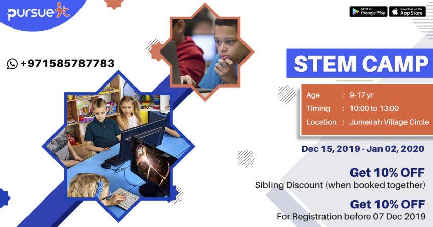 stem camps in 2019