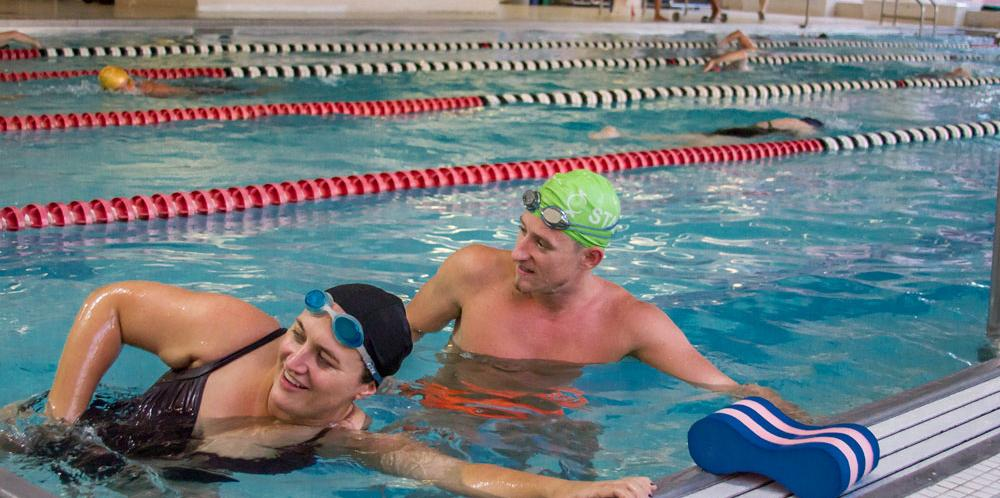 ADULT SWIMMING SPRING CAMP