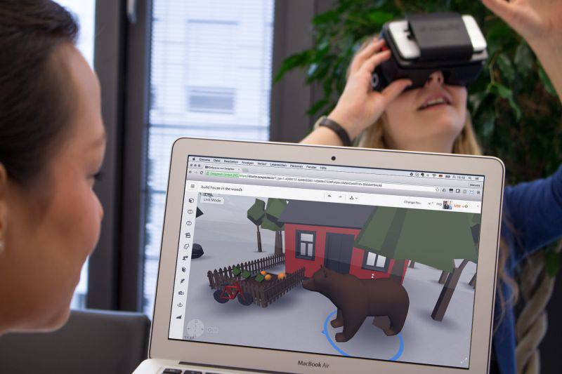 Virtual Augmented Reality Camp