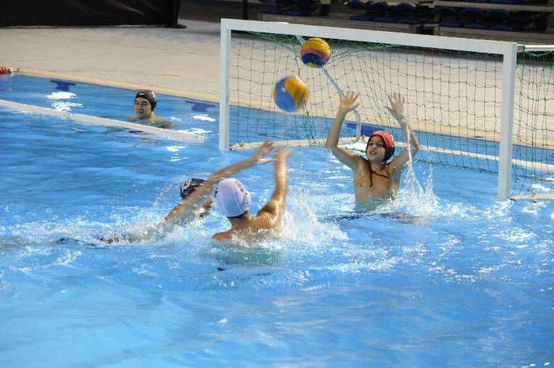 WATER POLO SPRING CAMP
