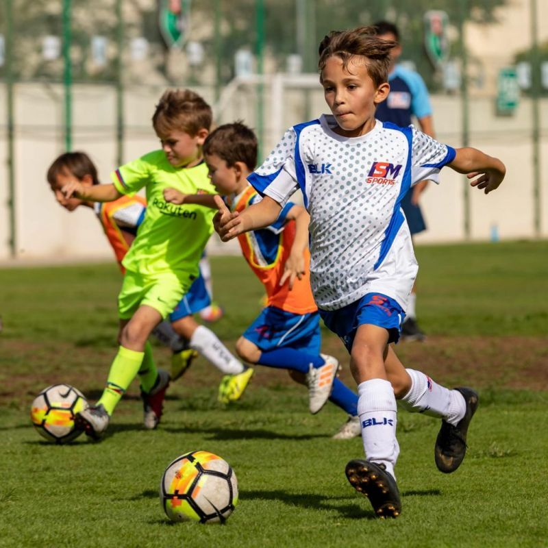 Spring Multi Sports Camp (Al Furjan)