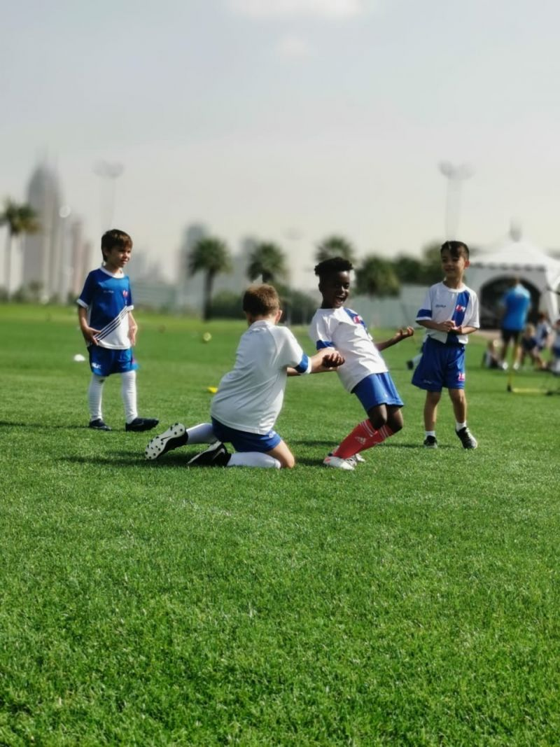 MULTI SPORTS CAMP (Al Furjan)